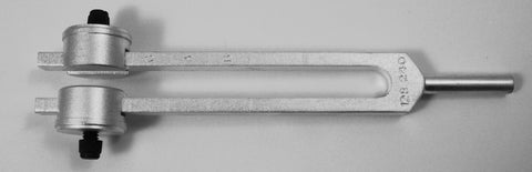 Adjustable Tuning Fork - Aluminum 6 Frequencies