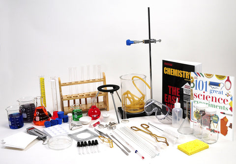 Advanced Science Labware Kit - 113 pieces