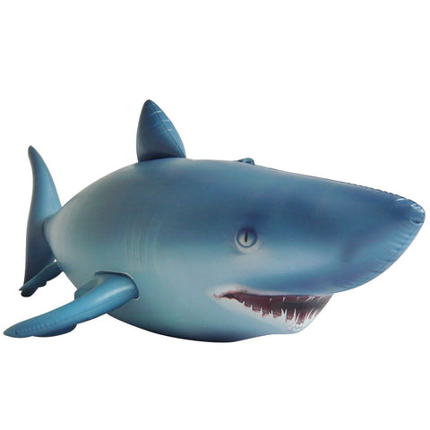 Shark Inflatable - Life Size 7 Foot Long Model