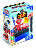 Do It Yourself Alarm Robot Kit