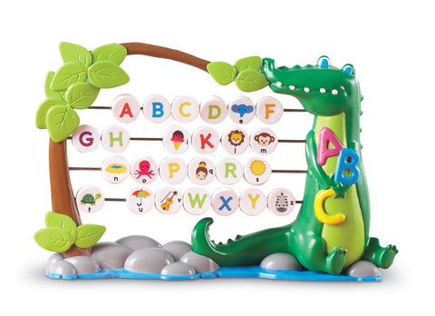 Learning Essentials - AlphaGator - Alphabet Early Education Toy