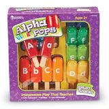 Smart Snacks Alpha Pops Alphabet Teaching Aid