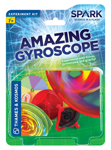 Amazing Gyroscope Experiment Kit By Thames and Kosmos