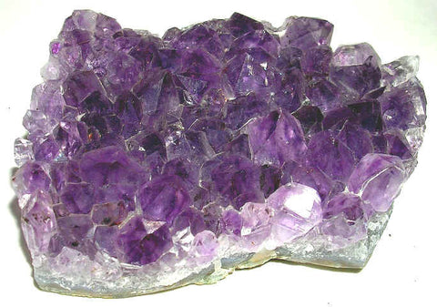 "Raw Amethyst Quartz Crystal 2.5"" - 4"""
