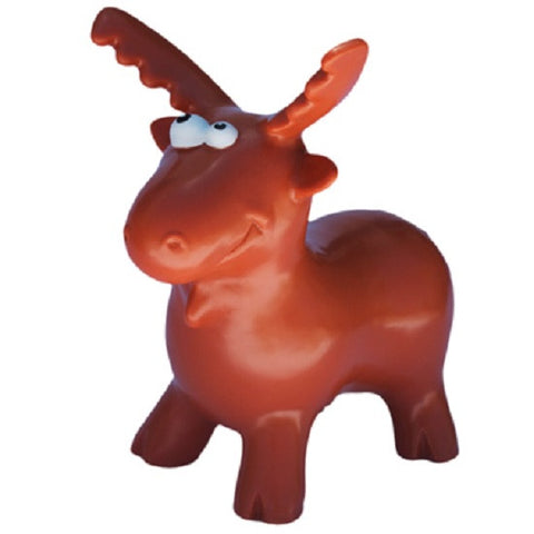 AniMail 3-D Postcard Collectible Mailer Moose - Moose You
