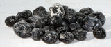 Bulk Natural Apache Tear Obsidian Mineral Volcanic Rock Specimens - 1 Pound (100+ Pc)