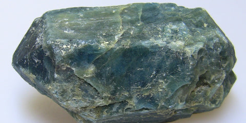 Apatite Rock Rough Approx. 1.5 Inch w Info Card