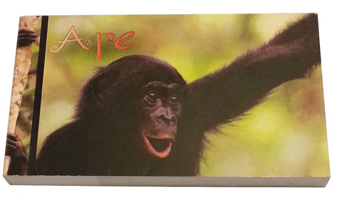 Wildlife Animals in Action - Ape Flipbook