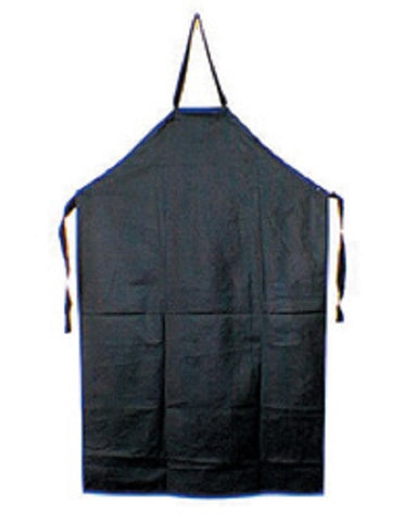 Rubberized Cloth Lab Apron 36 x 27 Inches Latex Free Quantity Discounts