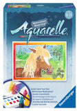 Aquarelle Mini WaterColor Arts & Crafts Kit by Ravensburger - HORSE