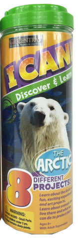 I Can Discover & Learn Kit The Arctic  w 8 Projects