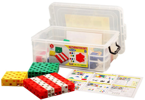 Artec L-Blocks - 120 Piece Building Blocks Mathematics Set