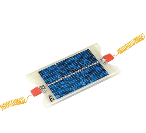 Solar Cell - Photoelectric Cell by Artec