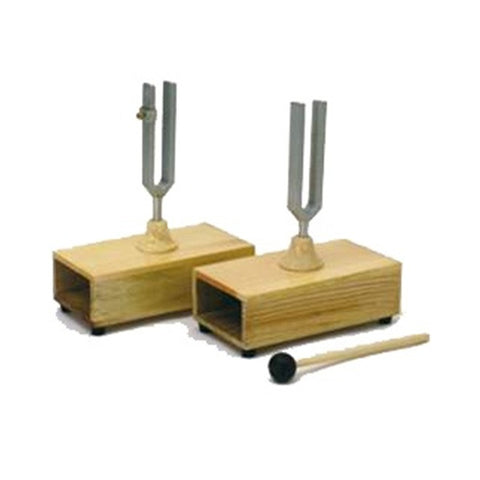 Tuning Fork Set - Set of 2 Tuning Forks - by Artec