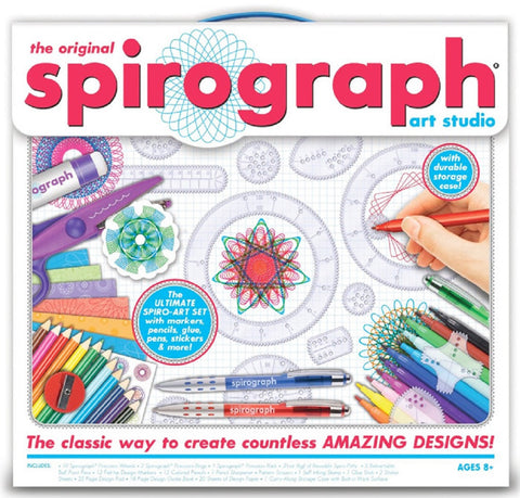 Original Spirograph Art Studio Set