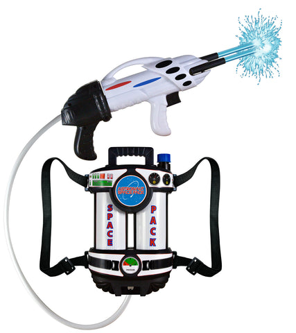 Jr. Astronaut Space Pack - Super Soaking Water Blaster