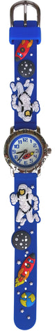 The Kids Watch Company Astronaut Watch One Size Blue Band