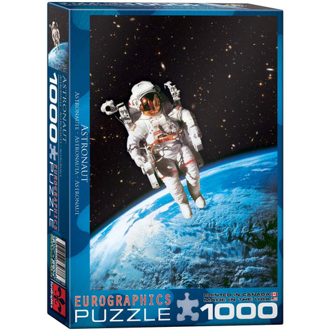 "Astronaut Space Walk 1,000 Piece Puzzle 20"" x 27"""