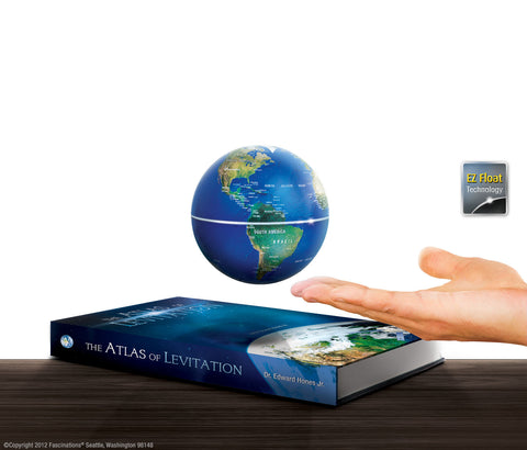 Levitron Atlas of Levitation Wireless Illumination Globe