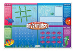 Undersea Adventures Mural Dry Erase Surface 36x24 inch