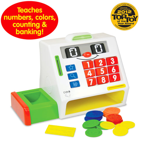 Count & Learn ATM Machine Electronic Learning Toy