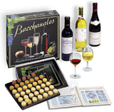 Bacchanales - Art of Fine Wine Tasting Guide & Game by SentoSphere