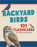 Backyard Birds: 101 Flashcards for Discovering Birds