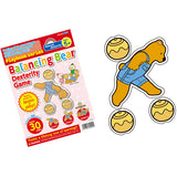 Balancing Bear Dexterity Game Ages 5+ Playbook By Artec
