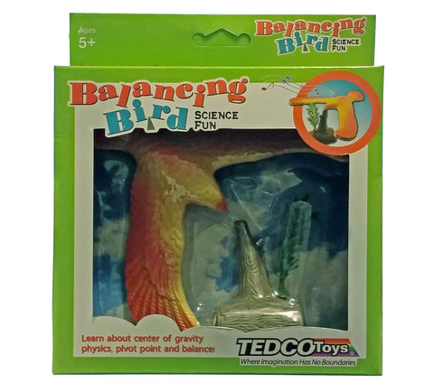 Balancing Bird Science Fun by Tedco Toys
