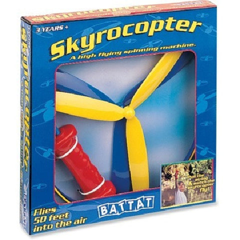BATTAT  Skyrocopter  Flying Learning Toy Kit