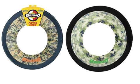 Camo BeamO 30 Inch Lightweight Flying Hoop Set of 2