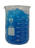 12 Ounce Jar of Water Absorbing Polymer Crystals - Size 1-2mm Granules - Online Science Mall