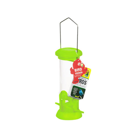 Bird Feeder with Backyard Bird Guide By Toysmith
