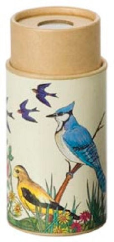 4 inch Kaleidoscope Viewing Toy: Birds Nature Scope
