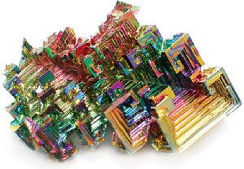 Free Gift of Bismuth Crystal in Collector Treasure Chest with Purchase of $50.00 or Higher - One Gift Per Order
