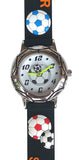 The Kids Watch Company Soccer Watch One Size Black Band