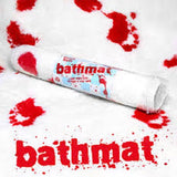 Blood BathMat By Spinning Hat