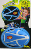 Night Sports Light-Up Football/ Flashing Blue Glow By: Hedstrom Toys