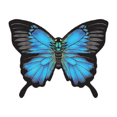 WindnSun Blue Morpho Butterfly MicroKite - 4.7 Inches