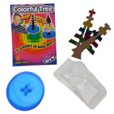 Magic Crystal Growing Trees - Colorful Set of 4 Colors Vary