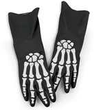 Fred BONE DRY Skeleton Kitchen Gloves - 1 pair