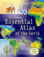 Usborne Essential Atlas of the World: Book of Maps
