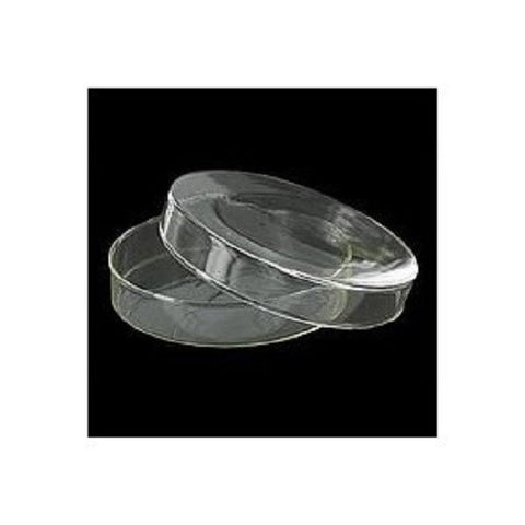 Borosilicate Glass Petri Dishes: 100 mm Diameter: Pack of 10
