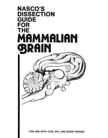 Dissection Guide for Mammalian Brain Dissection Booklet