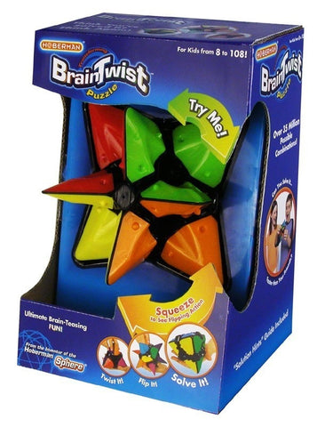 Hoberman Transforming Brain Twist Puzzle