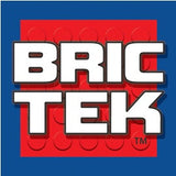 Race Car BricTek Building Block Set - 170 Pieces