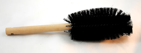 Natural Bristle Beaker Brush 13 Inches Length