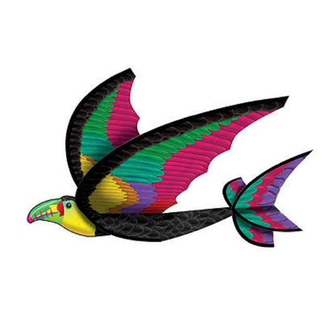 X Gliders FlexWing 3D Toucan - 25 Inch Wide Nylon Glider