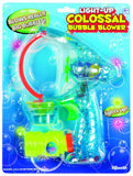 Light-Up Colossal Bubble Blower by Toysmith