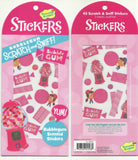Scratch & Sniff BubbleGum Scented Stickers